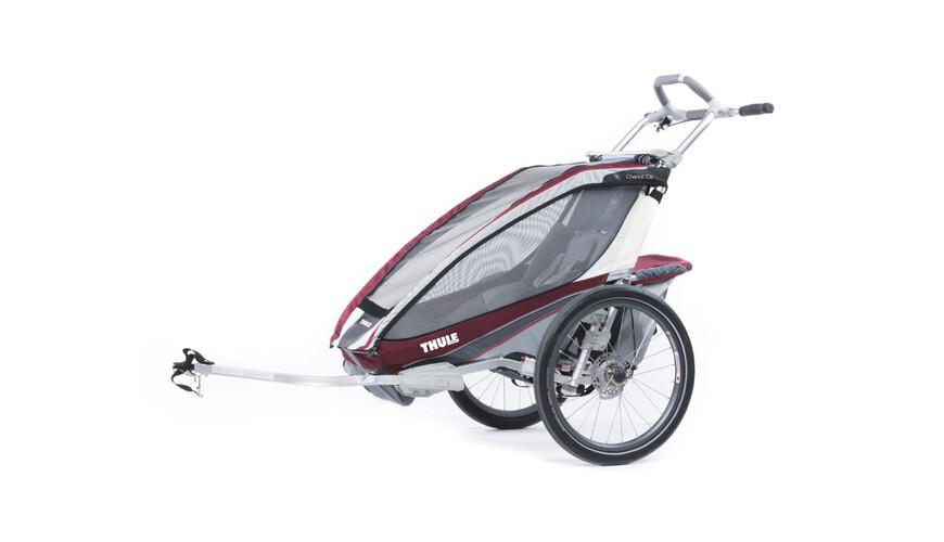 Thule CX 1 Cykelanhænger rød